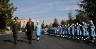 Prezident və Baş Qərargah rəisi
