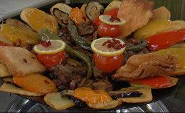 """Atəşdə doğulan yemək: Azərbaycan """"Saciçi""""sinin resepti"""
