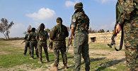 Боевики YPG