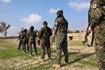 YPG döyüşçüləri