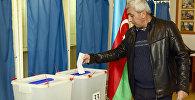 Выборы в Азербайджане, фото из архива