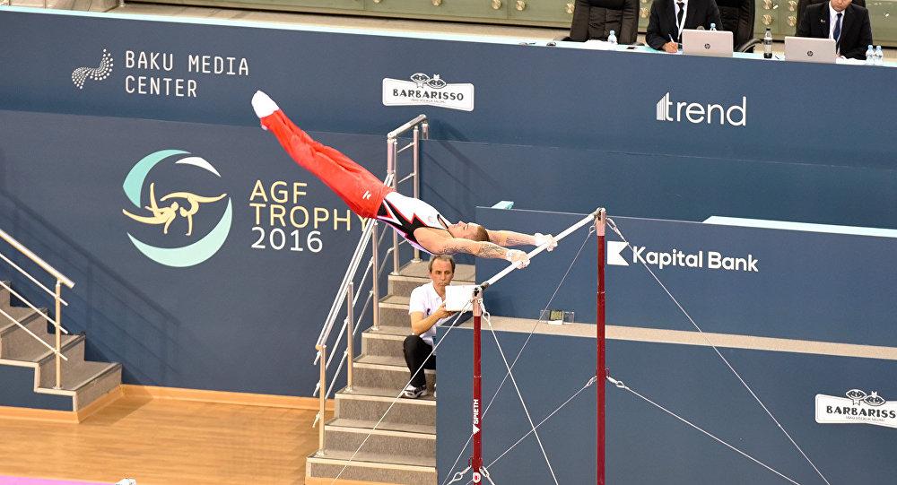 Азербайджанский гимнаст вышел вфинал многоборья Рио