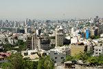 Вид на Тегеран. Архивное фото