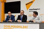 Пресс-конференция на тему Миграционные процессы в Азербайджане: итоги 2015 года и тенденции 2016 года