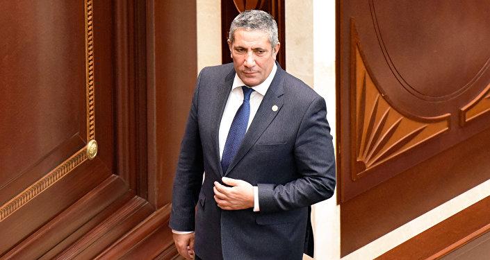 Siyavuş Novruzov, Yeni Azərbaycan Partiyasının icra katibinin müavini
