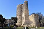 Девичья башня (Гыз Галасы) – символ Баку
