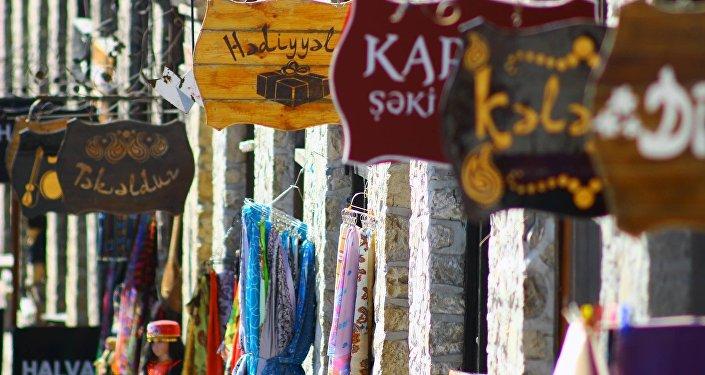Туристические объекты в Шеки, Азербайджан