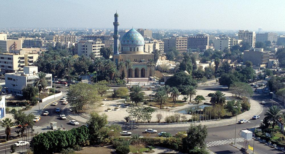 ВБагдаде врезультате взрыва погибли неменее девяти человек