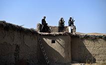 Боевики движения Талибан. Архивное фото