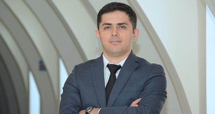 Фариз Гулиев, преподаватель Азербайджанского государственного экономического университета (UNEC)