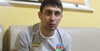Тренер команды Azəryol Зия Раджабов