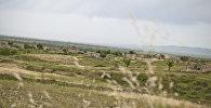 Агдамский район Азербайджана. Архивное фото