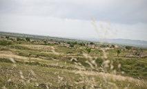 Агдамский район Азербайджана, фото из архива