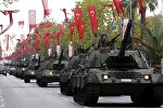 Türkiyə silahlı qüvvələrinin tank qoşunları. Arxiv şəkli