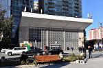 Станция Хатаи бакинского метрополитена