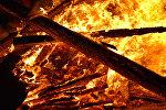 Празднование вторника огня в Баку