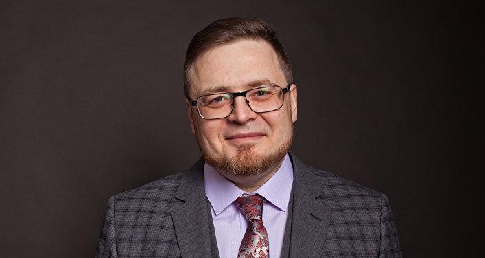 Павел Клачков, политический аналитик
