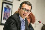 Ramin Məmmədov, Diasporla İş üzrə Dövlət Komitəsinin aparat rəhbərinin müavini