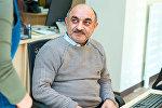 Sədrəddin Soltan, siyasi ekspert