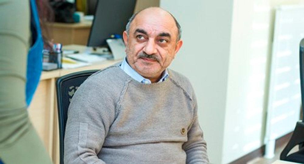 Эксперт по Ближнему Востоку и Ирану Садреддин Солтан