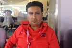 Murat Eskici, Türkiyənin Milli Gimnastika Yığmasının texniki rəhbəri