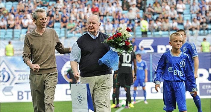 Юрий Кузнецов, ветеран азербайджанского футбола