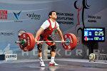Zülfüqar Süleymanov, keçmiş ağır atlet