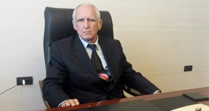 Nadir İsrafilov, təhsil üzrə ekspert