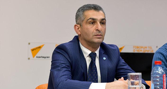 Ильгар Оруджев, член общественного совета при Министерстве молодежи и спорта АР, руководитель общества молодых ученых, аспирантов и магистров