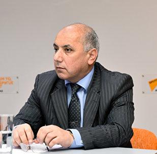 Давуд Рагимли, заместитель председателя Общественного совета при Министерстве труда и социальной защиты населения АР