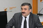 İlqar Hüseynov, kulturoloq