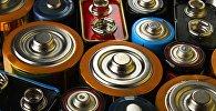 Батарейки. Архивное фото
