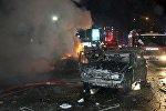 В центре столицы Турции взорвался автомобиль, начиненный взрывчаткой. Архивное фото