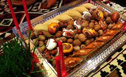 Novruz bayramında hazırlanan şirniyyatların resepti
