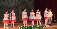 Gələcəyin günəşi adlı Uşaqların və Gənclərin Beynəlxalq Yaradıcılıq Festivalının iştirakçıları