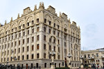 Здание Министерства Внутренних Дел Азербайджанской Республики