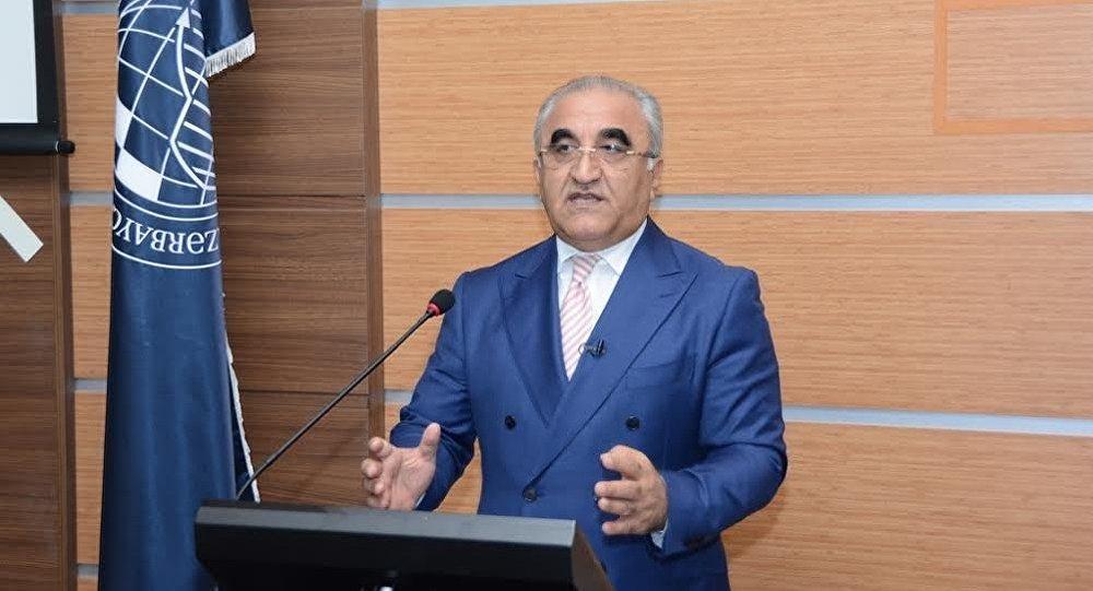 ADİU-nın rektoru Ədalət Muradov