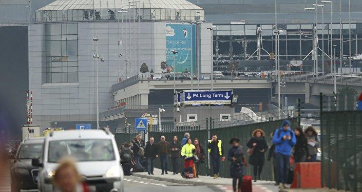 Belçika - Brüksel - Zaventem Havalimanı