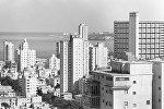 Панорама города Гаваны