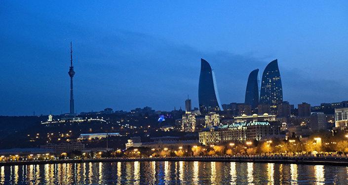 Бакинская бухта
