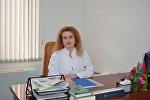 Nurlana Əliyeva, fizioterapevt