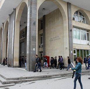 Bakı metropoliteninin Elmlər Akademiyası stansiyası