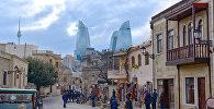 Любимое место туристов в Азербайджане - Ичеришехер