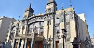Здание Государственного академического театра оперы и балета в Баку