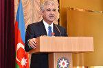 Вице-премьер, председатель Национального координационного совета по устойчивому развитию Али Ахмедов