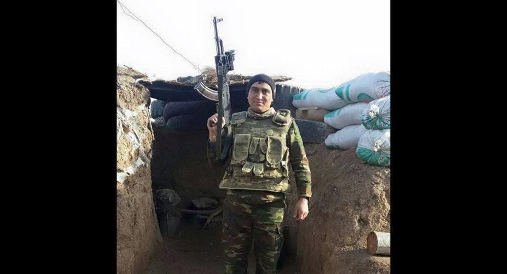 Zabit Orxan Həmidov
