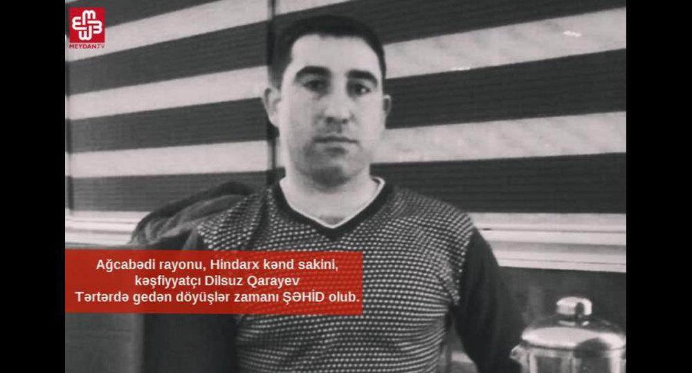 MAHXQ Dilsuz Qarayev
