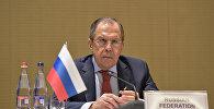 Министр иностранных дел РФ Сергей Лавров, фото из архива