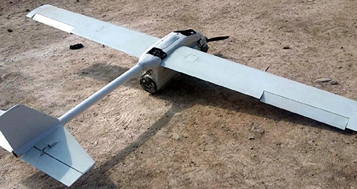 Беспилотный летательный аппарат типа «Х-55»