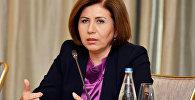 Bahar Muradova, Milli Məclis sədrinin müavini